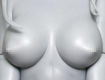 最初からほぼ全裸!FROG新作エロフィギュア「ランス10 マジック・ザ・ガンジー」監修中原型が展示!【WF2019冬】