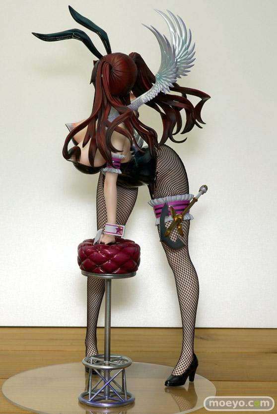 BINDing RAITAオリジナルキャラクター(魔法少女シリーズ) 倉本 エリカ バニーVer. エロ フィギュア RAITA 07