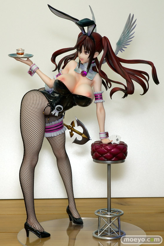 BINDing RAITAオリジナルキャラクター(魔法少女シリーズ) 倉本 エリカ バニーVer. エロ フィギュア RAITA 10