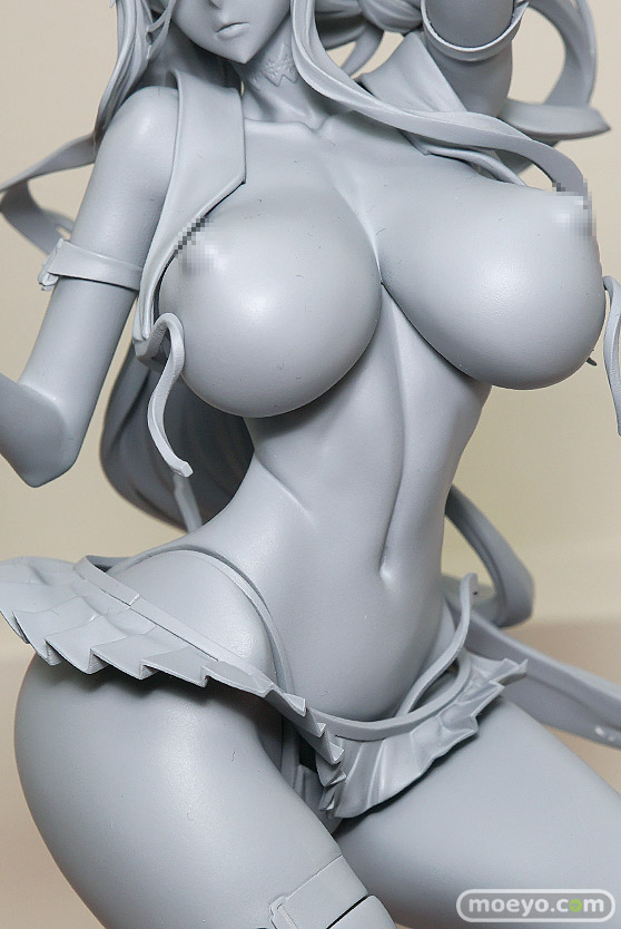 ロケットボーイ 魔法少女シリーズ 鈴原美沙 RAITA Leslyzerosix エロ フィギュア 08