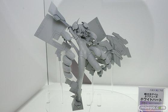 ホビージャパン 超次元ゲイムネプテューヌ ホワイトハート フィギュア AMAKUNI せつき 02