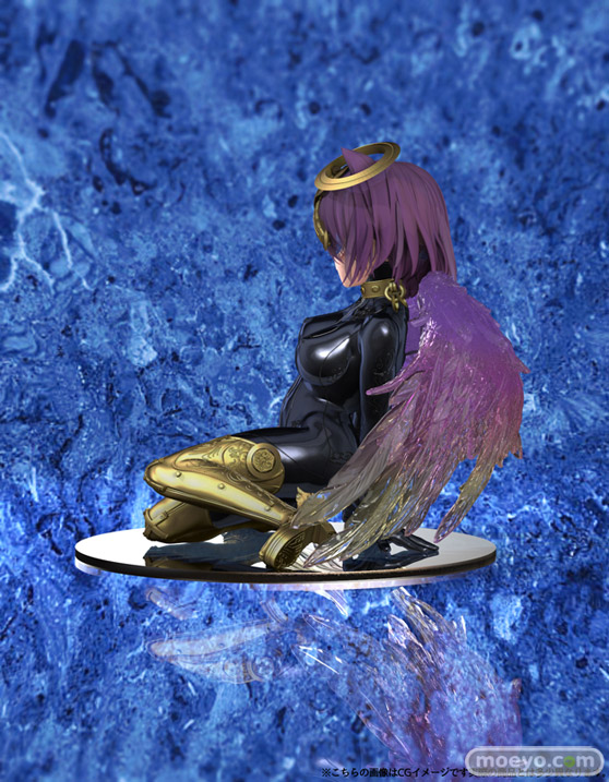 insight(インサイト) オリジナルフィギュア「末広(天使ver)」 フィギュア APE 02