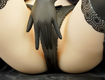 「佐伯藍 black wedding ver.」「 姫様とカエルさん」「ルーラー/ジャンヌ・ダルク」など 秋葉原の新作フィギュア、グッズ展示の様子(2019年5月25日)