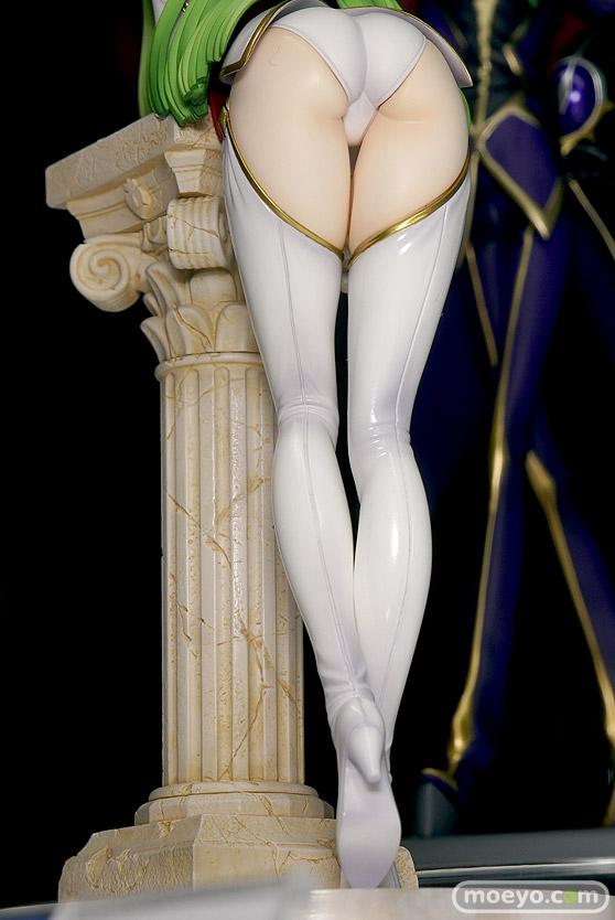 メガハウス G.E.M.シリーズ コードギアス 復活のルルーシュ C.C. パイロットスーツver. フィギュア 福元徳宝 エムアイシー Tc 11