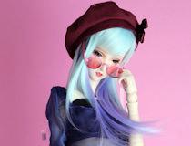 ちょっとボーイッシュなクール&ビューティ!!!「Pink Drops #46 彩葉 (アヤハ)」 期間限定予約受付開始!