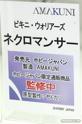 ホビージャパン ビキニ・ウォリアーズ ネクロマンサー フィギュア ヤドカリ 12