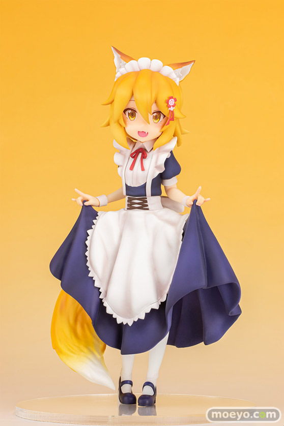 FOTS JAPAN(フォトス ジャパン) 世話やきキツネの仙狐さん「仙狐」メイドver フィギュア ヨコシマ 01