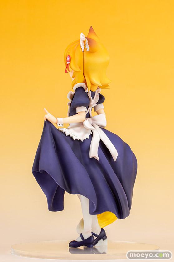 FOTS JAPAN(フォトス ジャパン) 世話やきキツネの仙狐さん「仙狐」メイドver フィギュア ヨコシマ 03