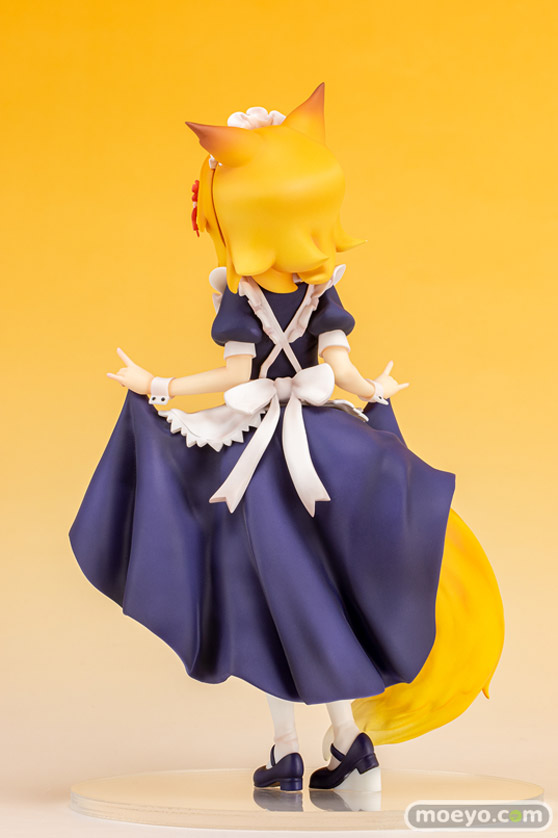 FOTS JAPAN(フォトス ジャパン) 世話やきキツネの仙狐さん「仙狐」メイドver フィギュア ヨコシマ 04