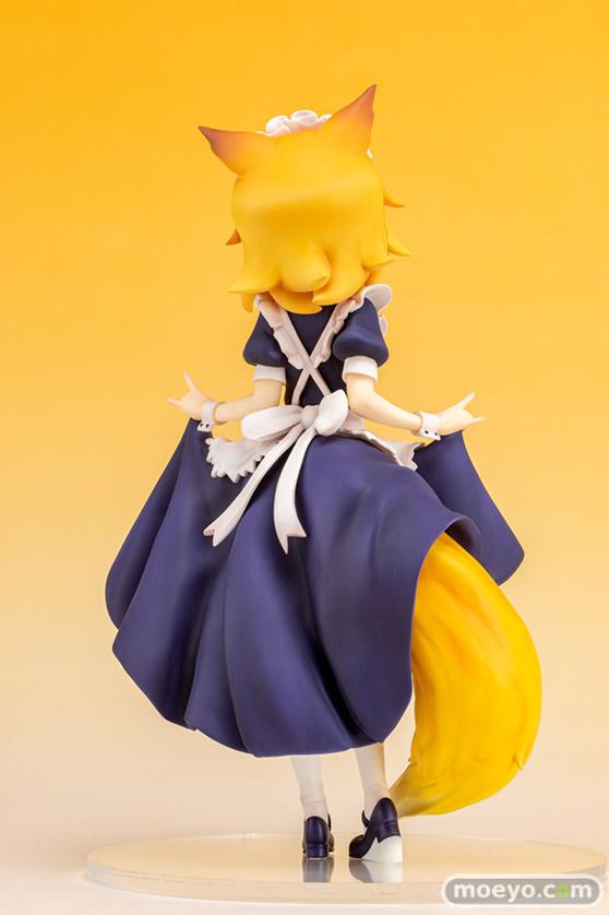 FOTS JAPAN(フォトス ジャパン) 世話やきキツネの仙狐さん「仙狐」メイドver フィギュア ヨコシマ 05