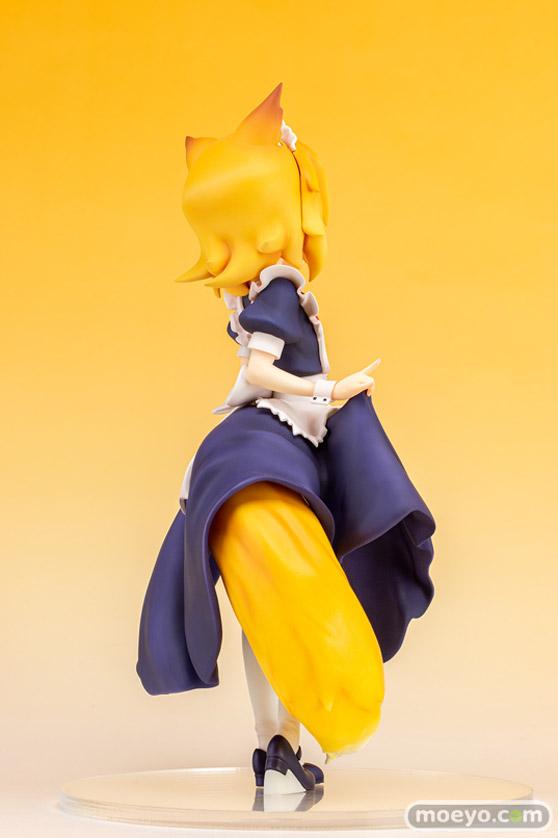 FOTS JAPAN(フォトス ジャパン) 世話やきキツネの仙狐さん「仙狐」メイドver フィギュア ヨコシマ 06