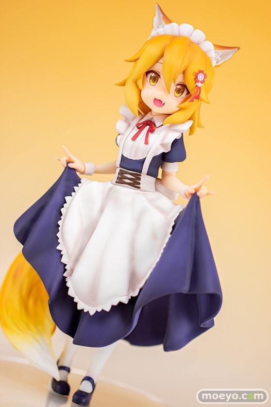 FOTS JAPAN(フォトス ジャパン) 世話やきキツネの仙狐さん「仙狐」メイドver フィギュア ヨコシマ 11