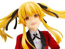ラッキー♪ブタなのに勝っちゃった コトブキヤ新作美少女フィギュア「ARTFX J 賭ケグルイ×× 早乙女芽亜里」予約受付開始!