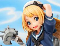 ファニーナイツ新作美少女フィギュア「艦隊これくしょん -艦これ- 駆逐艦ジャーヴィス」予約受付開始!