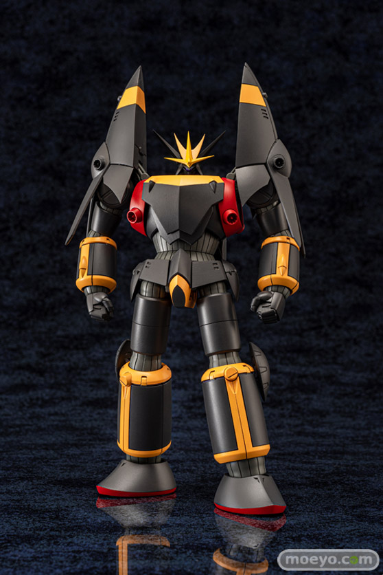 アオシマ トップをねらえ! 1/1000ガンバスター プラモデル 01