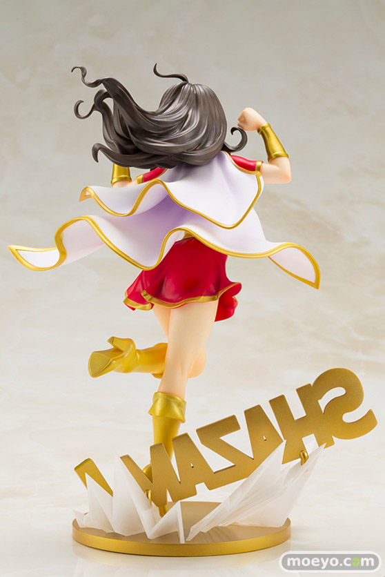 コトブキヤ DC COMICS美少女 DC UNIVERSE メアリー(シャザム!ファミリー) James Marsano フィギュア 05