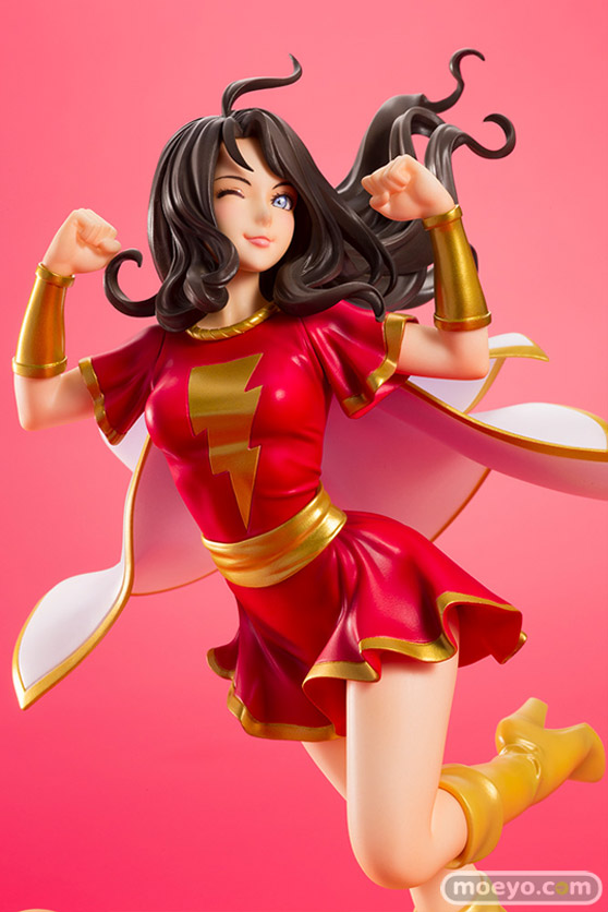 コトブキヤ DC COMICS美少女 DC UNIVERSE メアリー(シャザム!ファミリー) James Marsano フィギュア 11