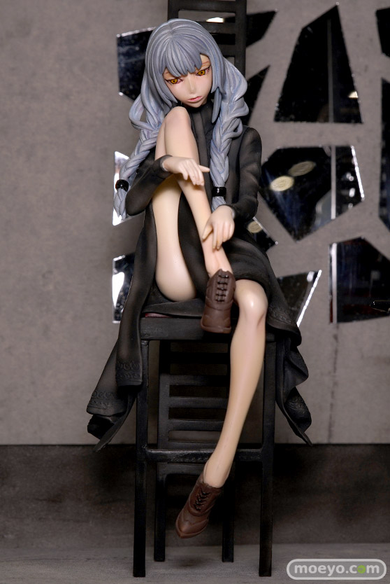 画像 フィギュア サンプル レビュー トレジャーフェスタ・ネオin有明3 RAMPAGE Ghost カントリーガール デモリションマン 卓球模型 14