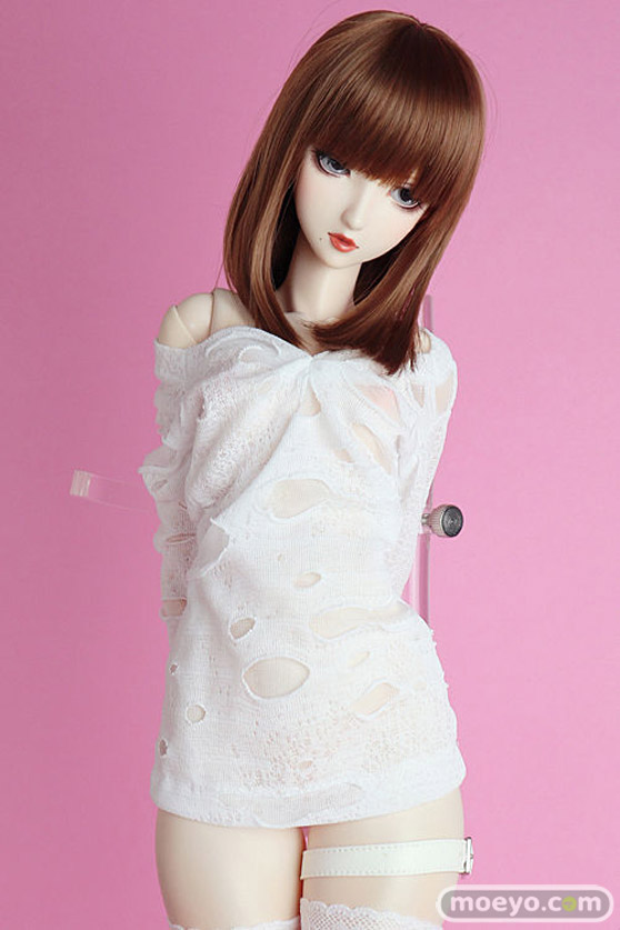 Real Art Project Pink Drops #24 美咲(ミサキ):SoftSkinバージョン エロ ドール フィギュア 09