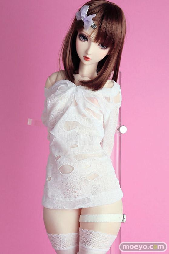 Real Art Project Pink Drops #24 美咲(ミサキ):SoftSkinバージョン エロ ドール フィギュア 11