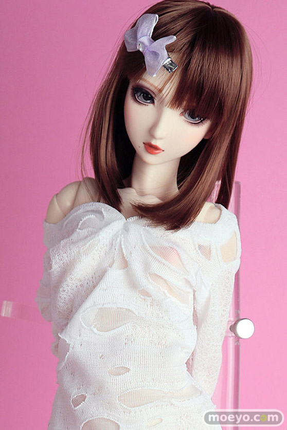 Real Art Project Pink Drops #24 美咲(ミサキ):SoftSkinバージョン エロ ドール フィギュア 12
