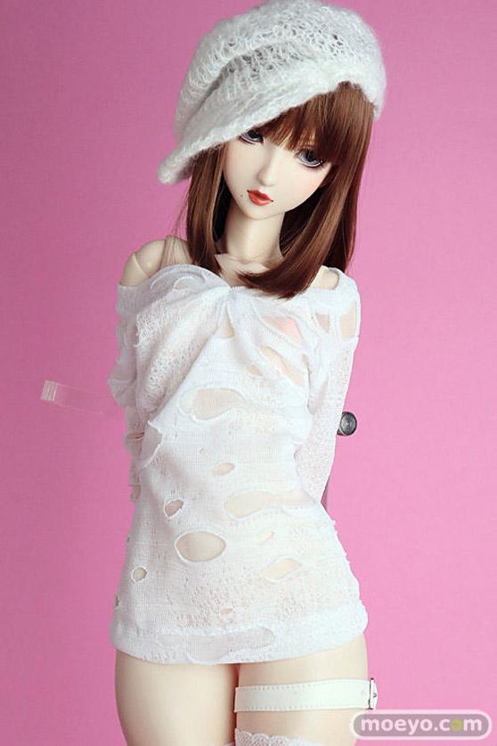 Real Art Project Pink Drops #24 美咲(ミサキ):SoftSkinバージョン エロ ドール フィギュア 13