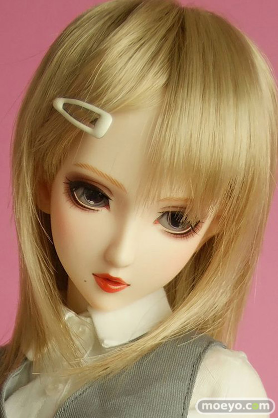 Real Art Project Pink Drops #24 美咲(ミサキ):SoftSkinバージョン エロ ドール フィギュア 17