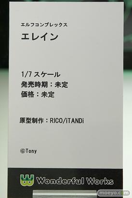 ワンダーフェスティバル 2019[夏] フィギュア Wonderful Wroks ライザ エレイン Gd DSR-50 10
