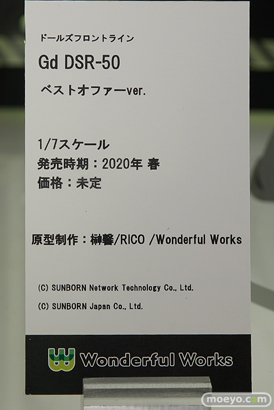 ワンダーフェスティバル 2019[夏] フィギュア Wonderful Wroks ライザ エレイン Gd DSR-50 15