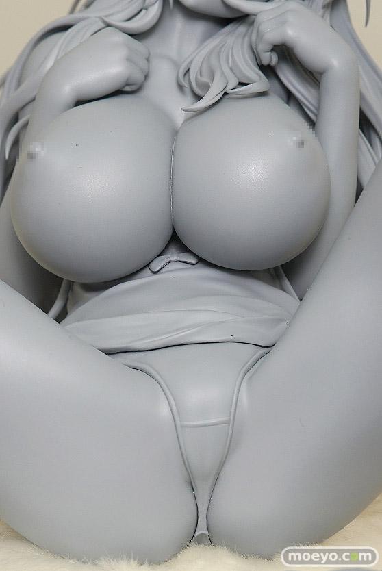 ワンダーフェスティバル 2019[夏] フィギュア ロケットボーイ 智恵 にゃばー エロ キャストオフ 石恵 06