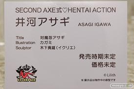 セカンドアックス SECOND AXE式 HENTAI ACTION 対魔忍アサギ 井河アサギ エロ フィギュア カガミ 木下孝雄 10