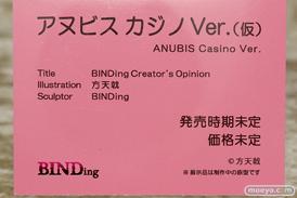 ワンダーフェスティバル 2019[夏] BINDing アヌビス カジノ Ver.(仮) 方天戟 エロ フィギュア キャストオフ 16