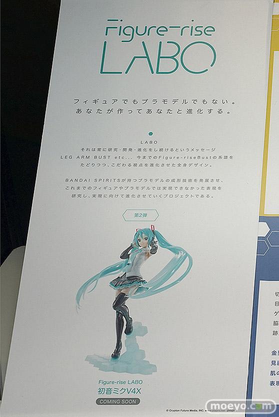 C3AFA TOKYO 2019 バンダイ Figure-riseLABO 初音ミク V4X プラモデル フィギュア 12