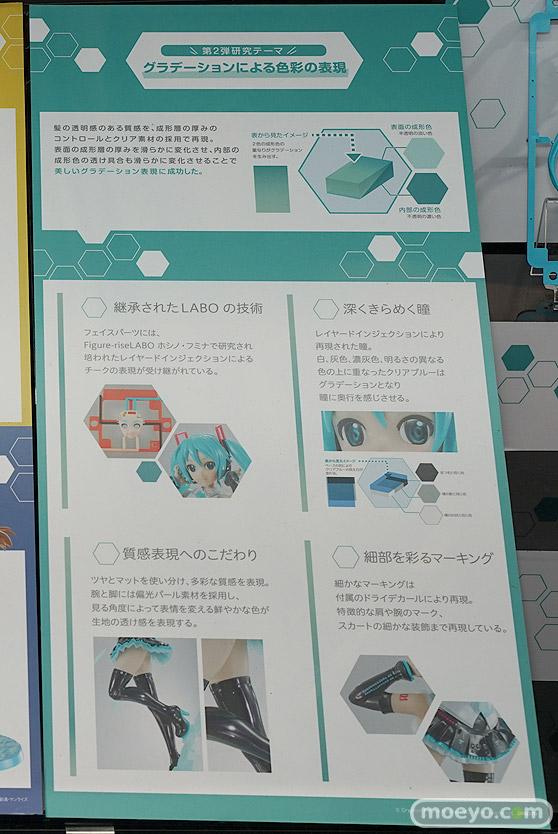 C3AFA TOKYO 2019 バンダイ Figure-riseLABO 初音ミク V4X プラモデル フィギュア 14
