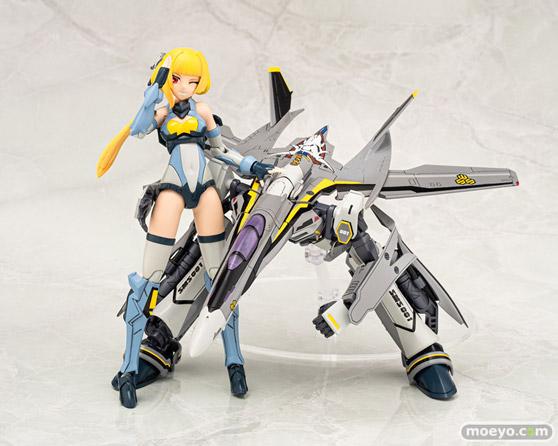 アオシマ ACKS V.F.G. マクロスF VF-25S メサイア プラモデル 09
