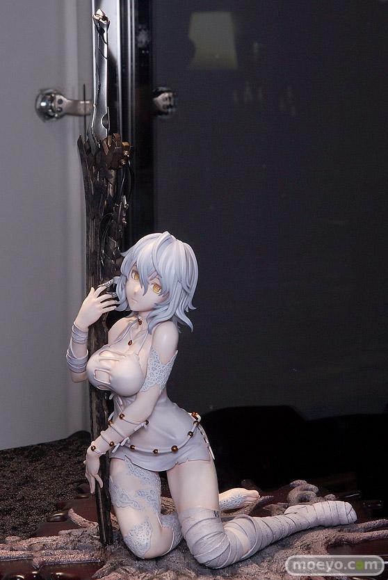 東京ゲームショウ2019 フィギュア展示の様子 01
