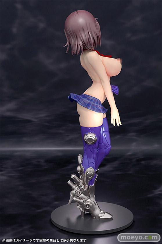 insight(インサイト) メカ×JK×エロシリーズ オリジナル 桜 エロ フィギュア APE 05