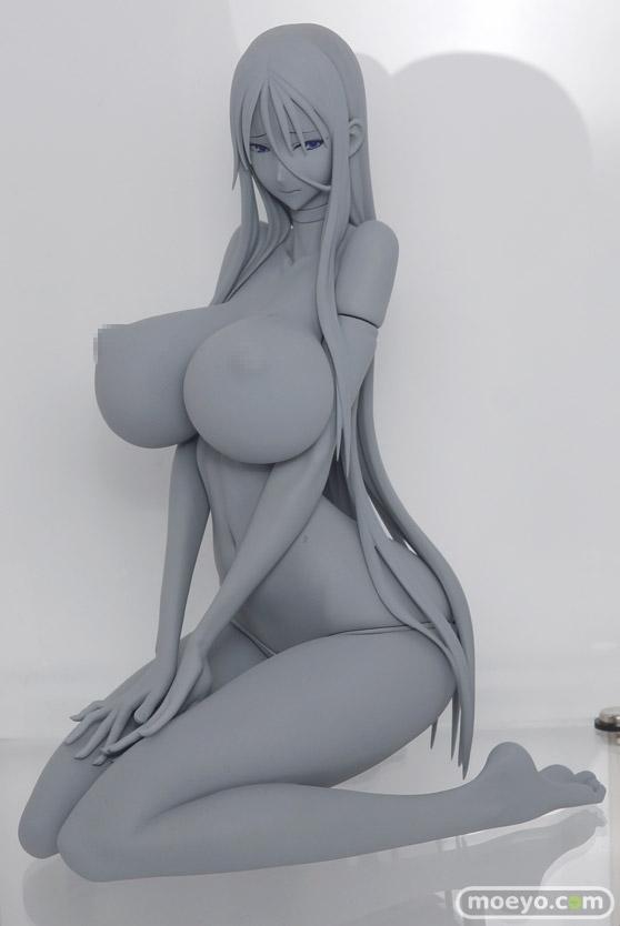 Q-six 絶対純白魔法少女(魔法少女) 鈴原美沙(ミサ姉) エロ フィギュア とりあ ノルグレコ 01