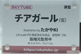 スカイチューブ チアガール(仮) illustration by たかやKi 2% フィギュア エロ キャストオフ 10