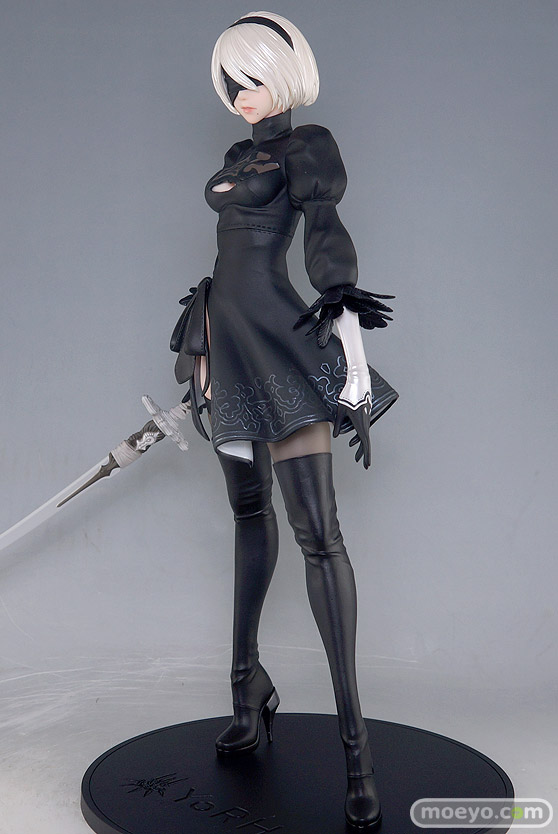 スクウェア・エニックス NieR:Automata 2B(ヨルハ二号B型) DX版 フィギュア 吉沢光正 東誉之 松本文浩 矢竹剛教 08
