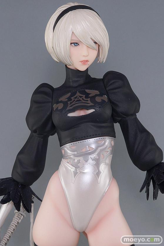 スクウェア・エニックス NieR:Automata 2B(ヨルハ二号B型) DX版 フィギュア 吉沢光正 東誉之 松本文浩 矢竹剛教 34