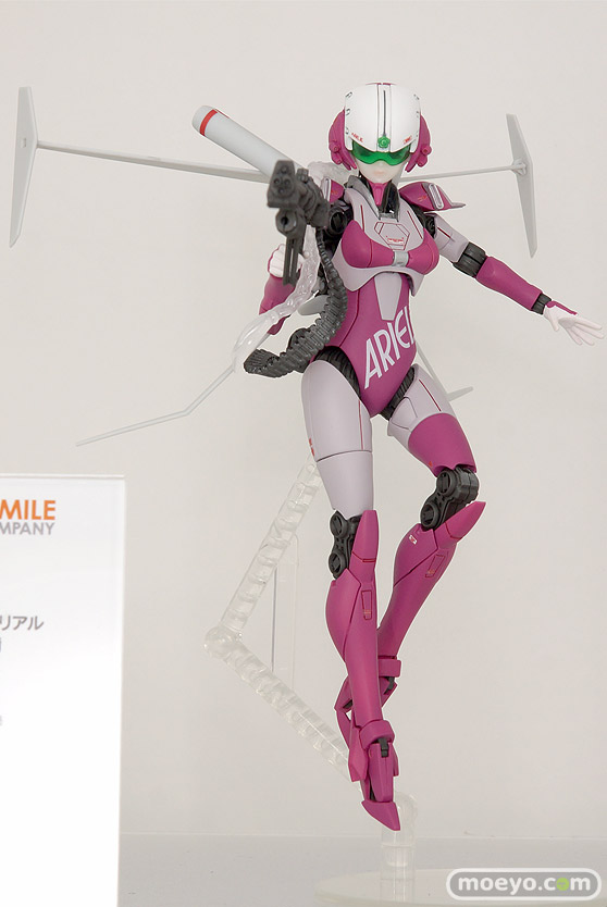 2019 第59回 全日本模型ホビーショー グッドスマイルカンパニー マックスファクトリー ホビーベース アクアマリン04