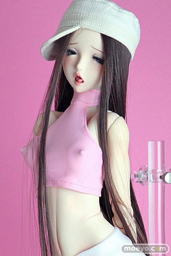 Real Art Project Pink Drops #6 紫織麗(シオリ)SoftSkin:リニューアルver. エロ ドール 04