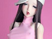 Real Art Project Pink Drops #6 紫織麗(シオリ)SoftSkin:リニューアルver. エロ ドール