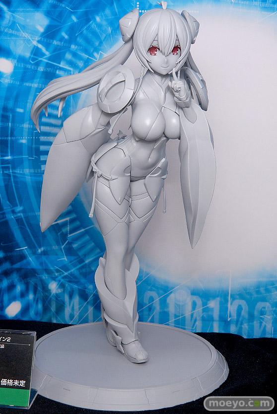 コトブキヤ ファンタシースターオンライン2 マトイ Nudy-2D- Ver. フィギュア 2019 第59回 全日本模型ホビーショー 01