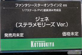 コトブキヤ ファンタシースターオンライン2es ジェネ (ステラメモリーズ Ver.) フィギュア 2019 第59回 全日本模型ホビーショー 11