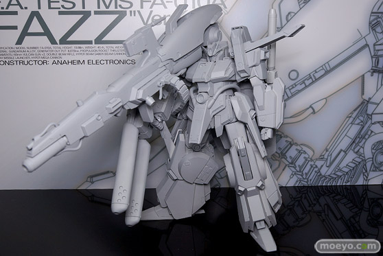 BANDAI SPIRITS MG 1/100 FAZZ Ver.Ka プラモデル ガンダムセンチネル 01