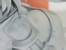 メガハウス新作美少女フィギュア「Lucrea(ルクリア) 転生したらスライムだった件 ミリム」監修中原型が展示!【WF2019夏】