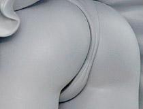 スカイチューブからDX Ver.も登場予定!アルファマックス新作美少女フィギュア「ネコぱら ショコラ/バニラ STD Ver.」監修中原型が展示!【WF2019夏】