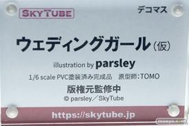 スカイチューブ ウェディングガール(仮) illustration parsley TOMO エロ フィギュア キャストオフ 12